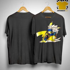 Hatake Kakashi Pikachu Shirt