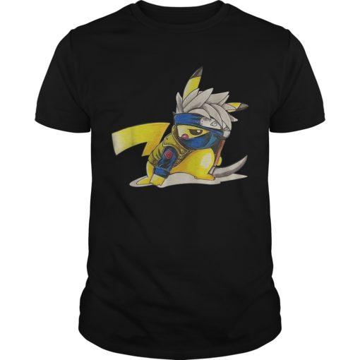 Hatake Kakashi Pikachu