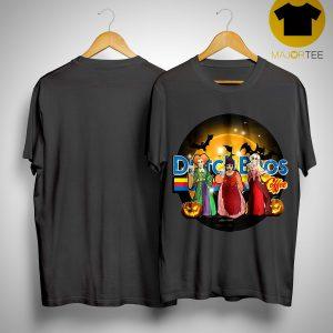 Hocus Pocus Sanderson Sisters Dutch Bros Coffee T Shirt