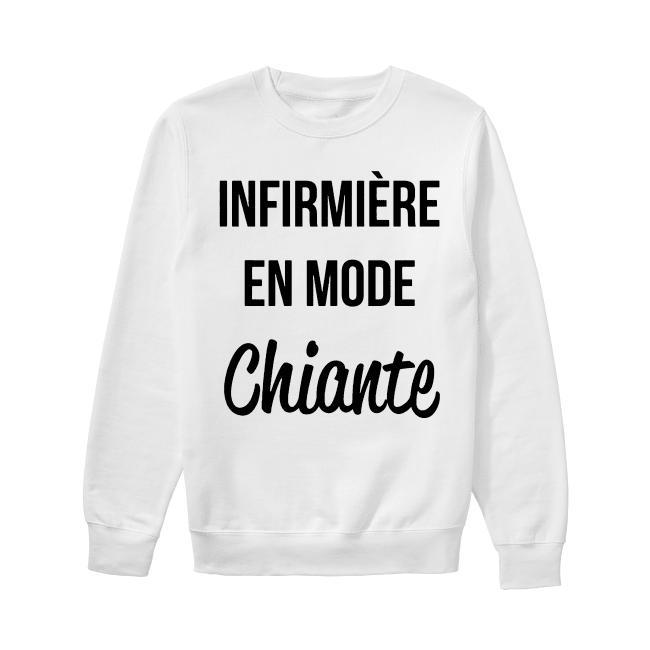 Infirmière En Mode Chiante Sweater