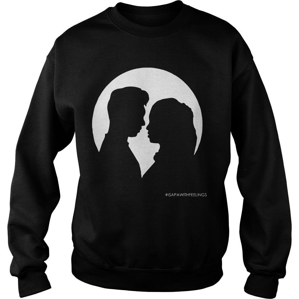 Isa Pa With Feelings Couple Sweater