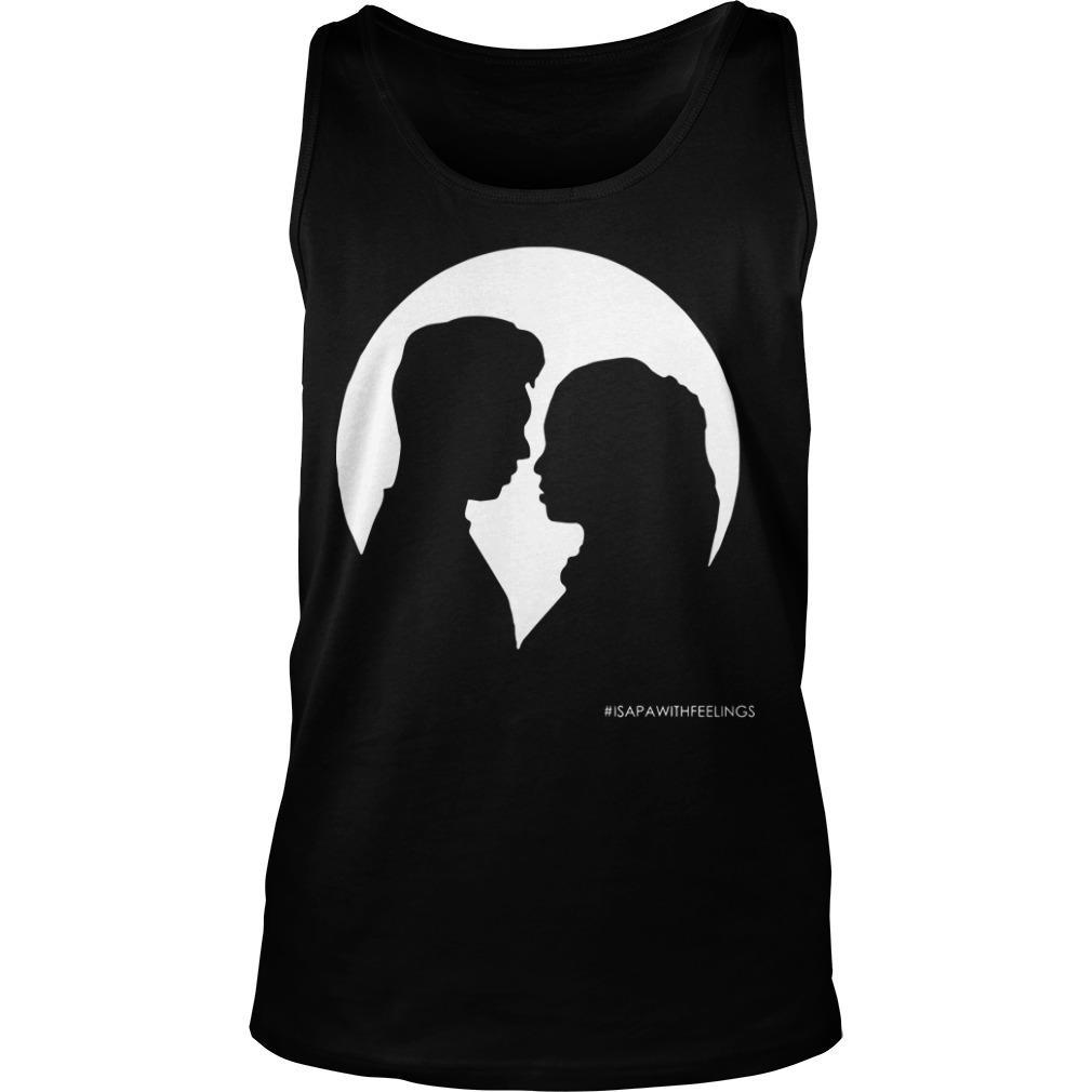 Isa Pa With Feelings Couple Tank Top