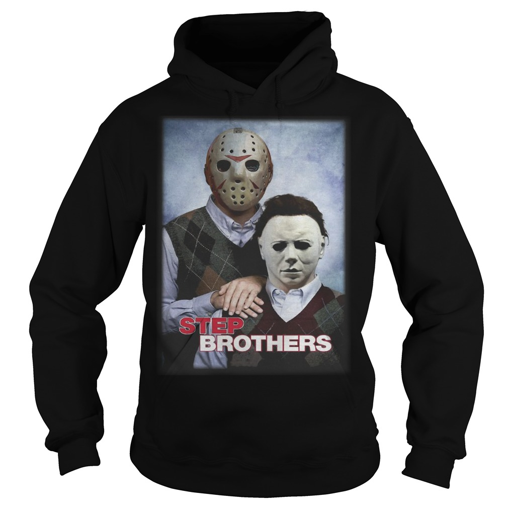 Jackson And Michael Myers Step Brothers Hoodie