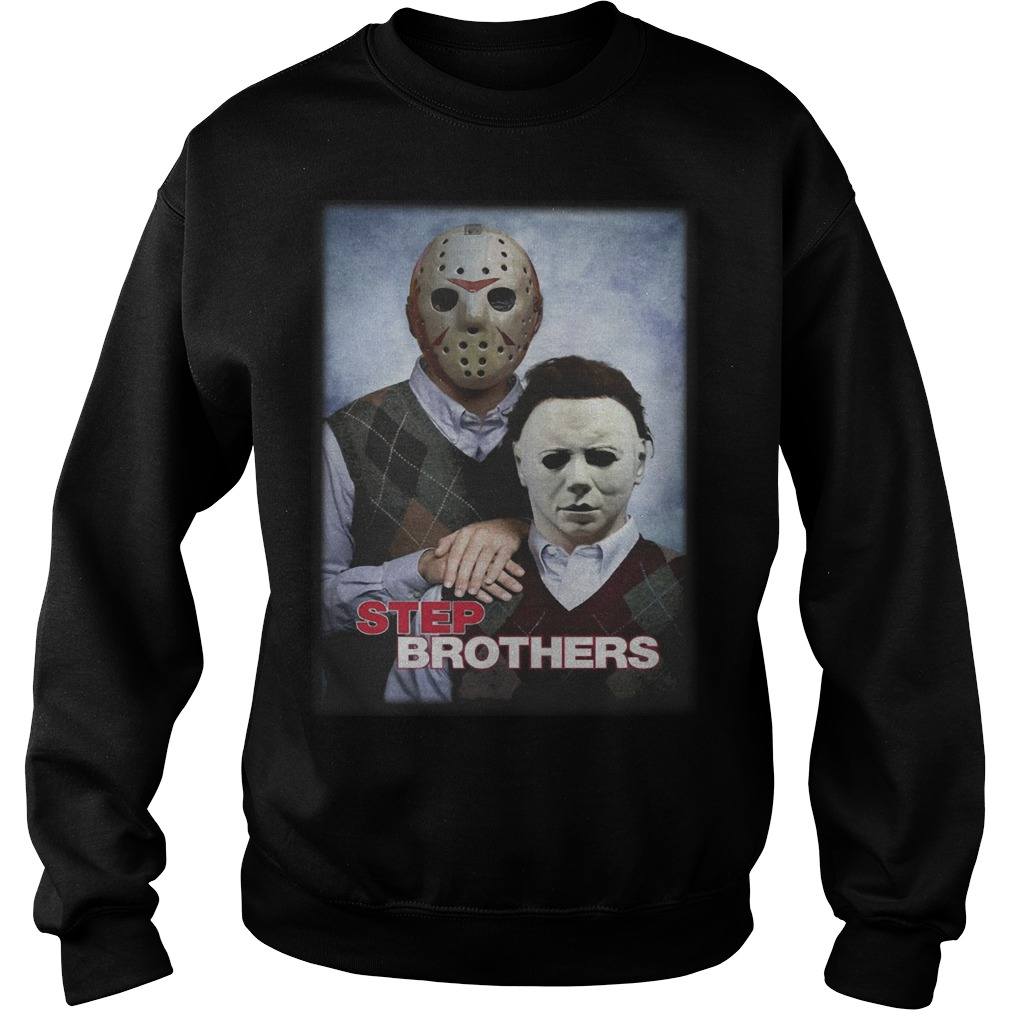 Jackson And Michael Myers Step Brothers Sweater