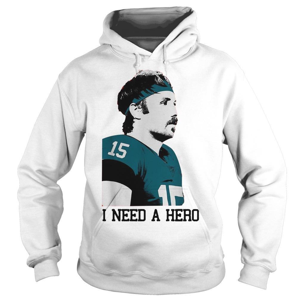 Jacksonville Jaguars I Need A Hero Hoodie