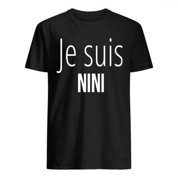 Je Suis Nini Shirt