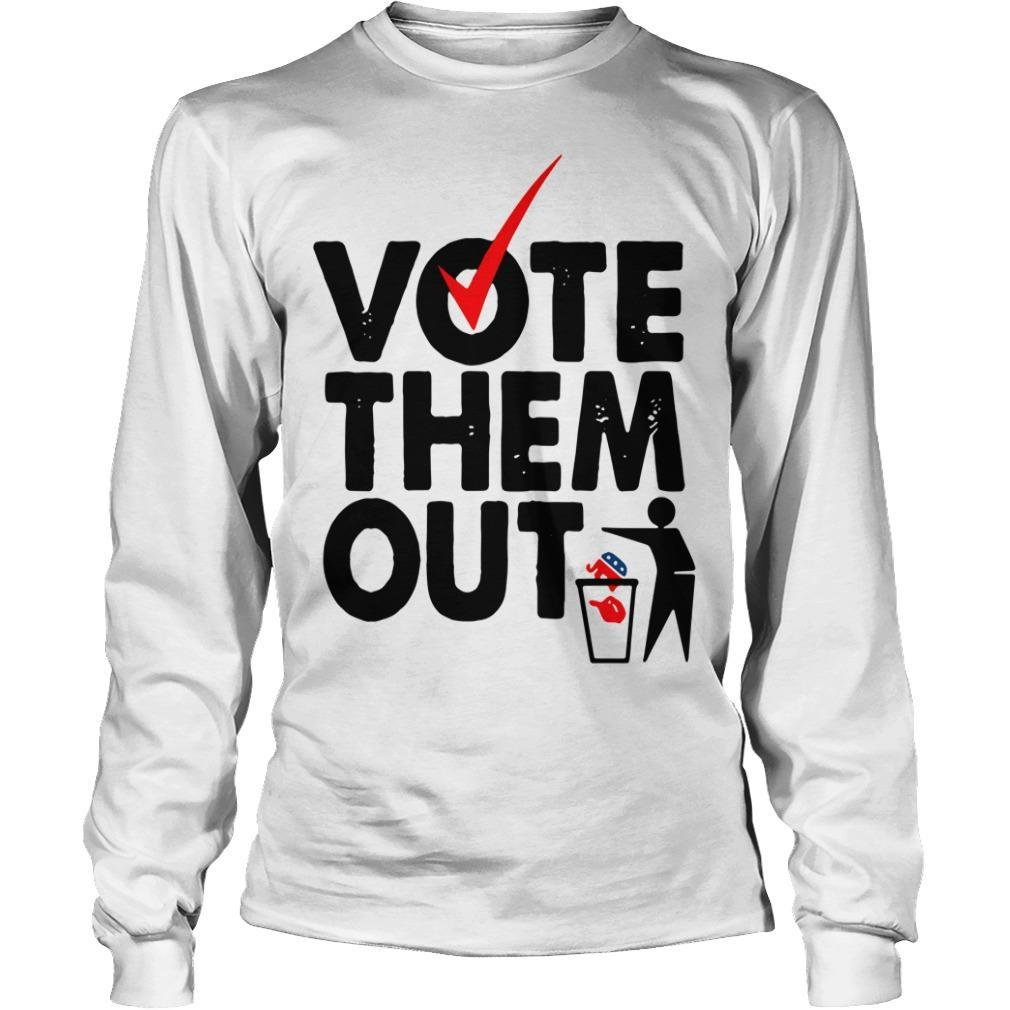 Jon Lion Vote Them Out Longsleeve
