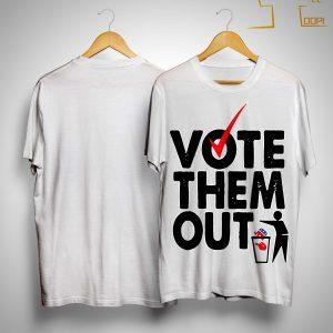 Jon Lion Vote Them Out Shirt