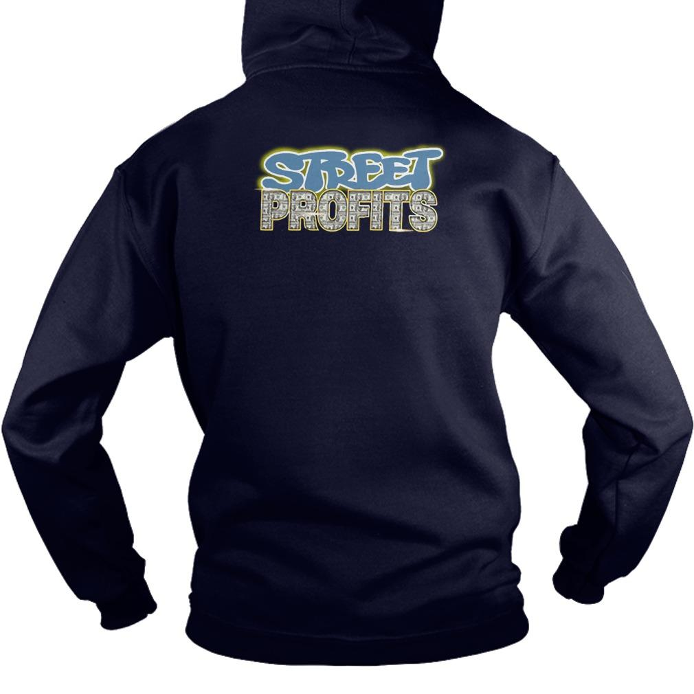Josiah Williams Street Profits We Want The Smoke Hoodie