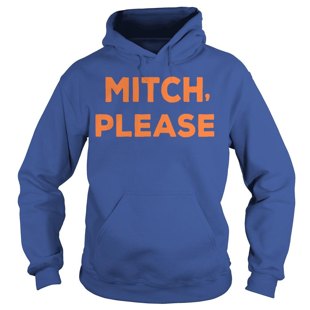 Karlisle44 Mitch Please Hoodie