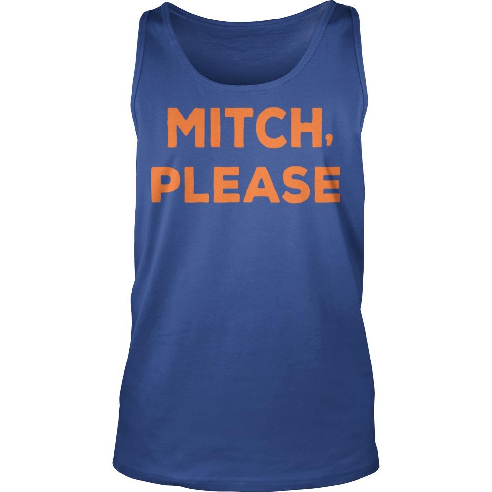 Karlisle44 Mitch Please Tank Top