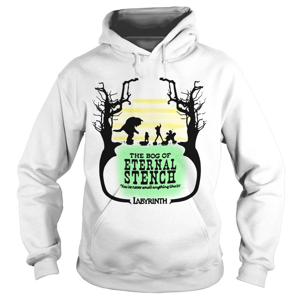 Labyrinth The Bog Of Eternal Stench Hoodie