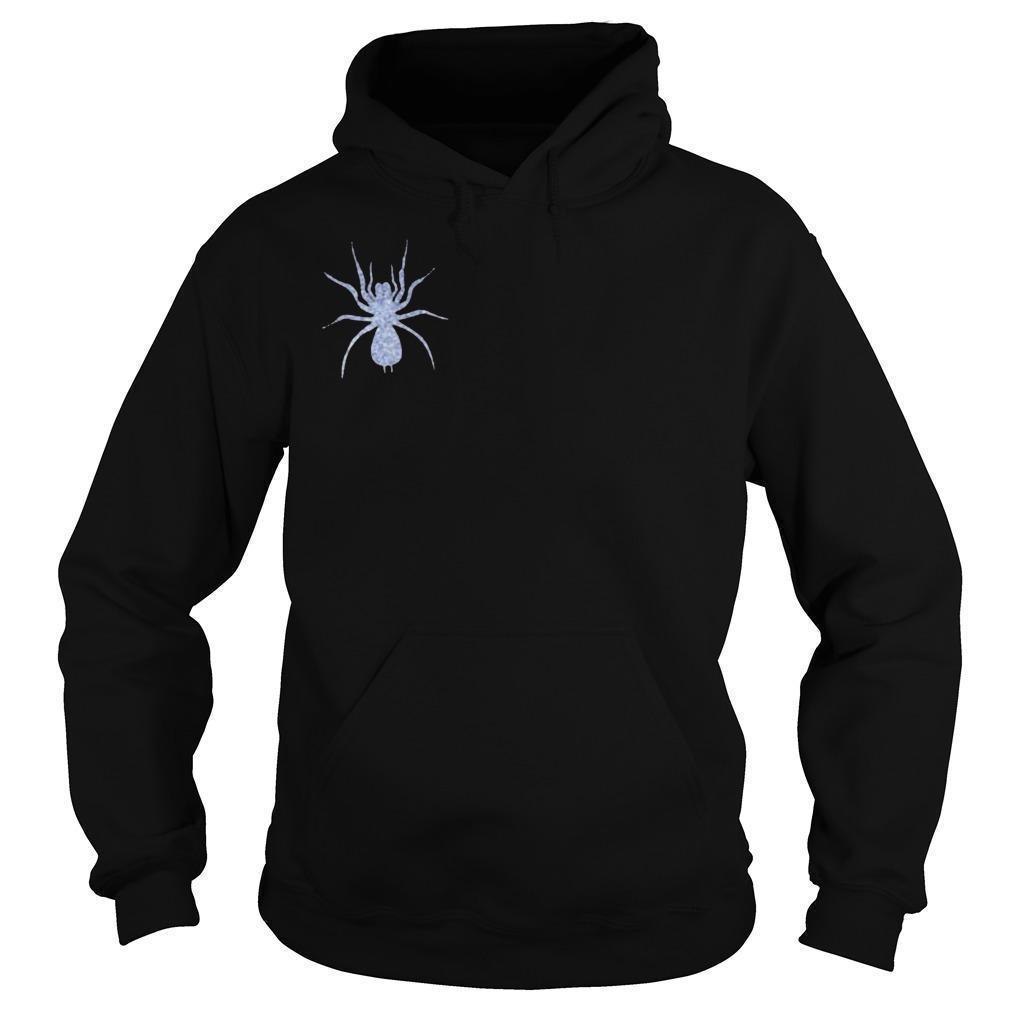 Lady Hale Spider Brooch T Hoodie