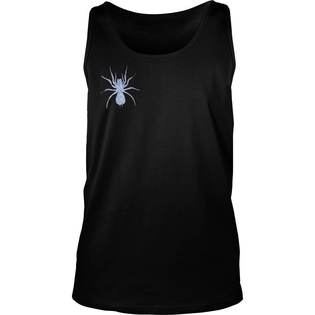 Lady Hale Spider Brooch T Tank Top