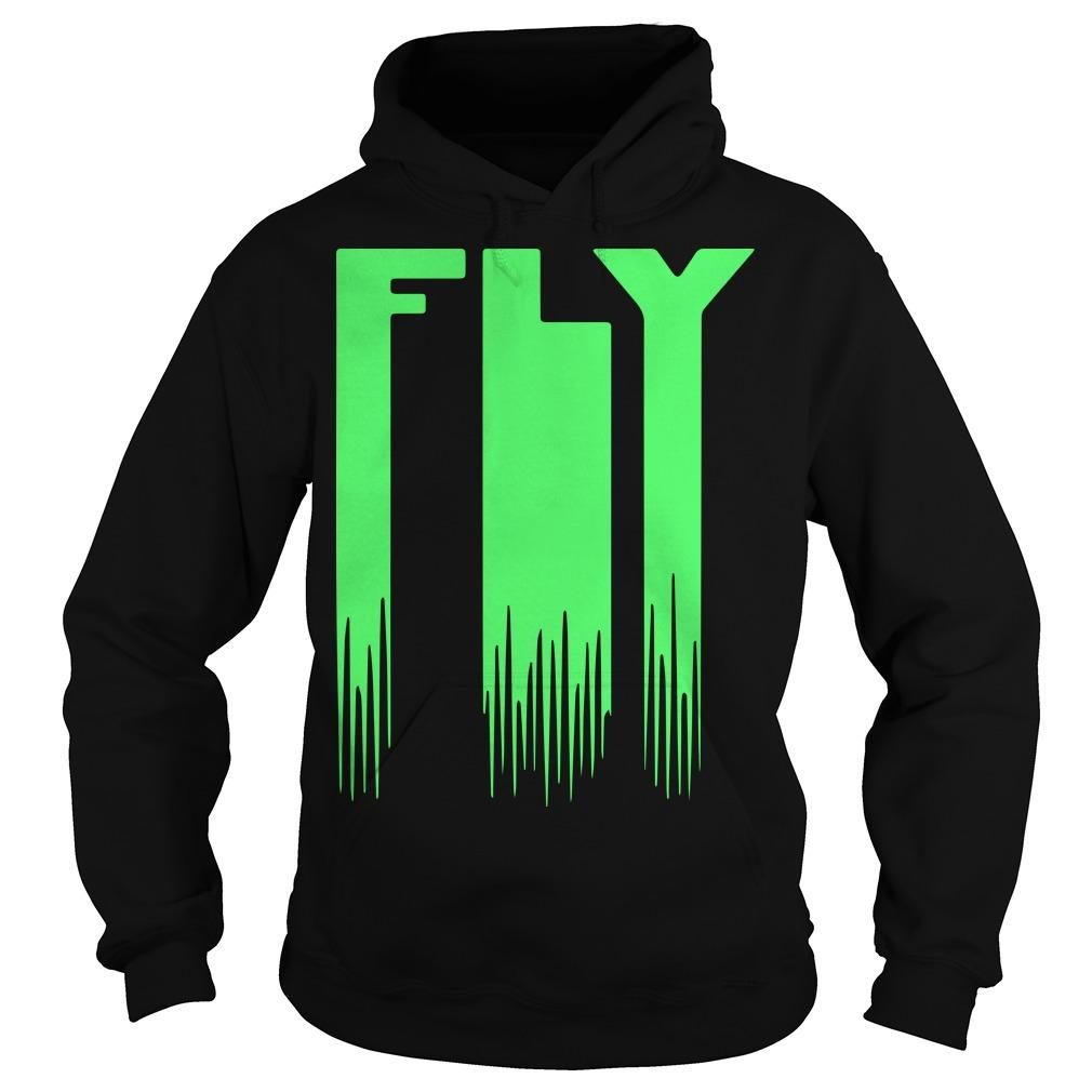 Let's Fly Eagles Fly Hoodie