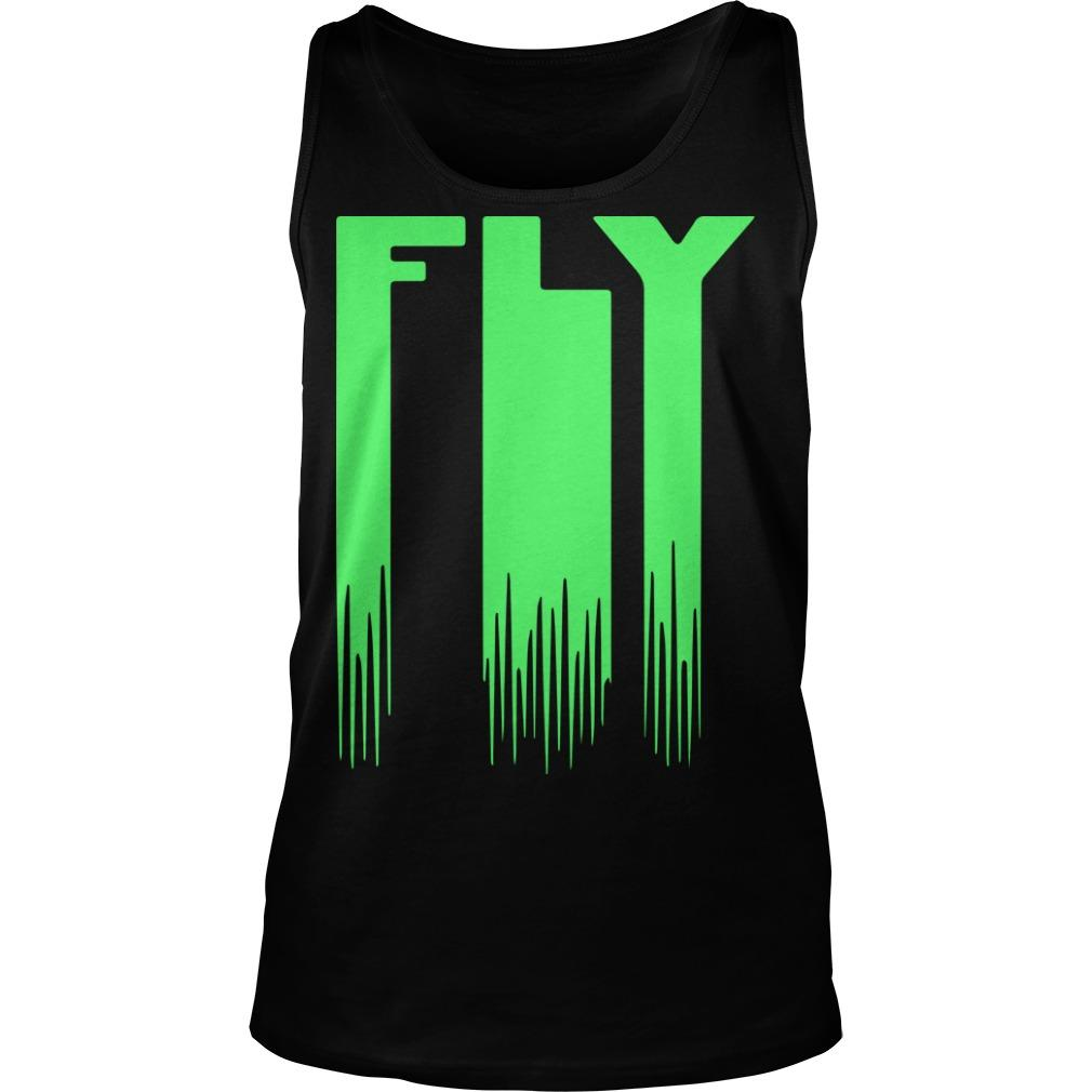Let's Fly Eagles Fly Tank Top