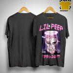 Lil Peep 1996 2017 Shirt