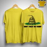 Mark Dice Don't Tread On Trump Shirt