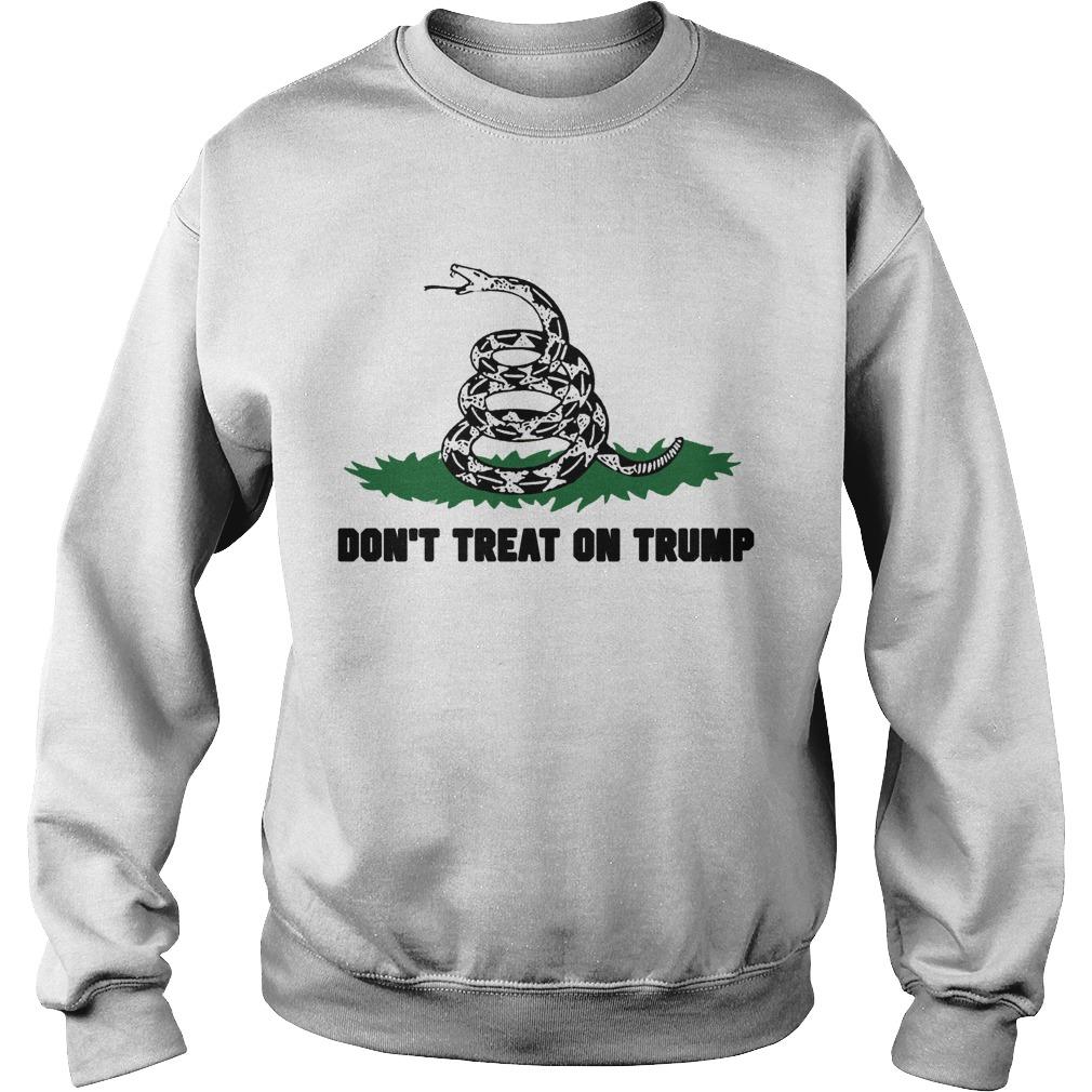 Mark Dice Don't Tread On Trump Sweater