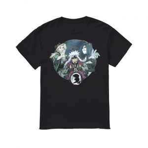 Megan Thee Stallion Naruto Sannin Shirt