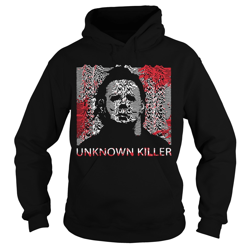 Michael Myers Joy Division Unknown Killer Hoodie