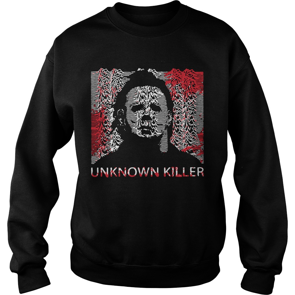Michael Myers Joy Division Unknown Killer Sweater