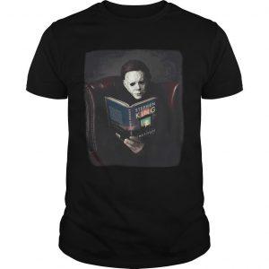 Michael Myers Redding Book Stephen King Shirt