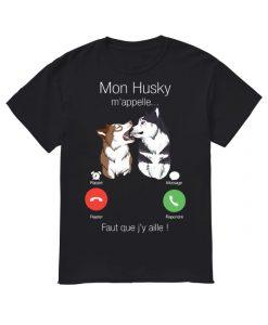 Mon Husky M'appelle Faut Que J'y Aille