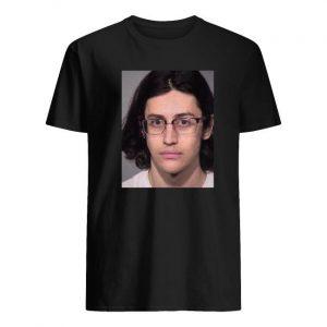 Mugshot But Black Shirt