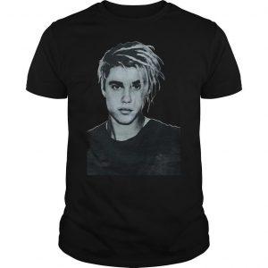 Nick Starkel Justin Bieber Shirt