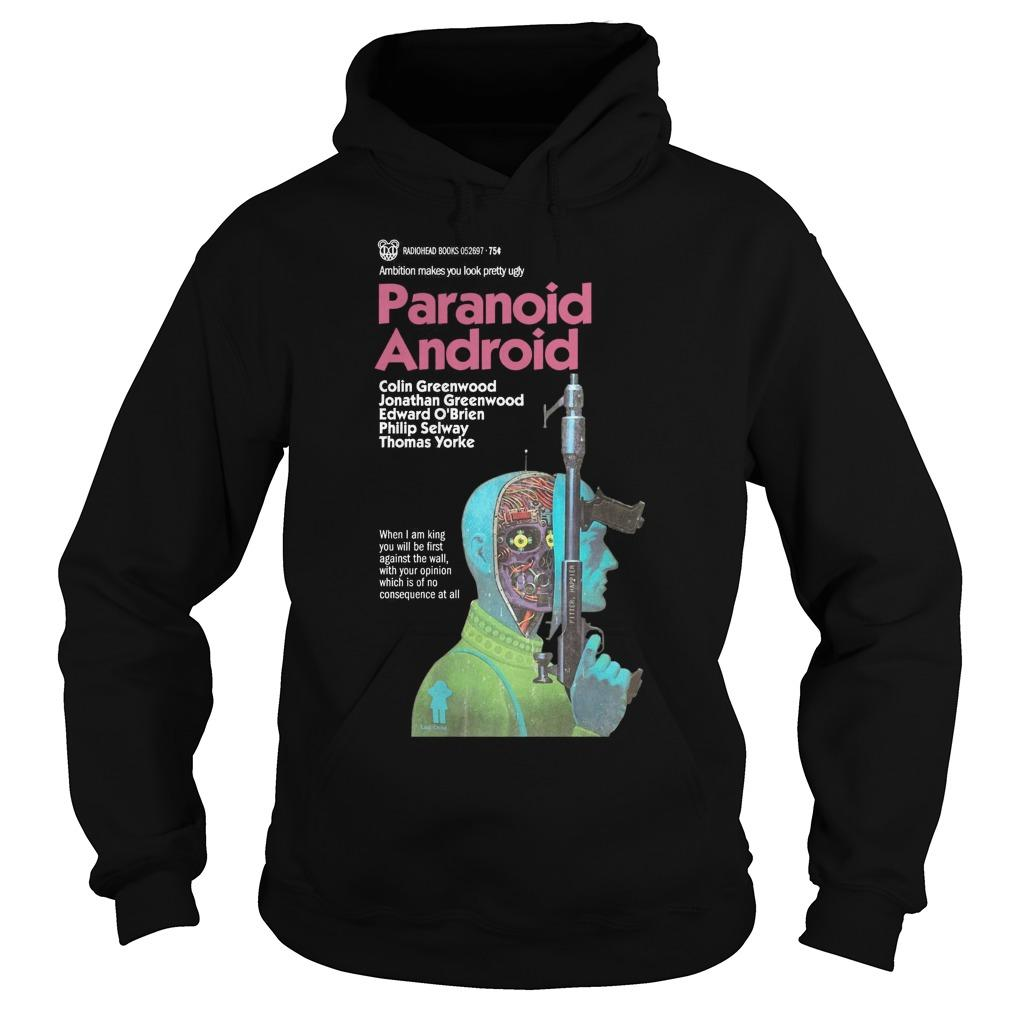 Paranoid Android Hoodie