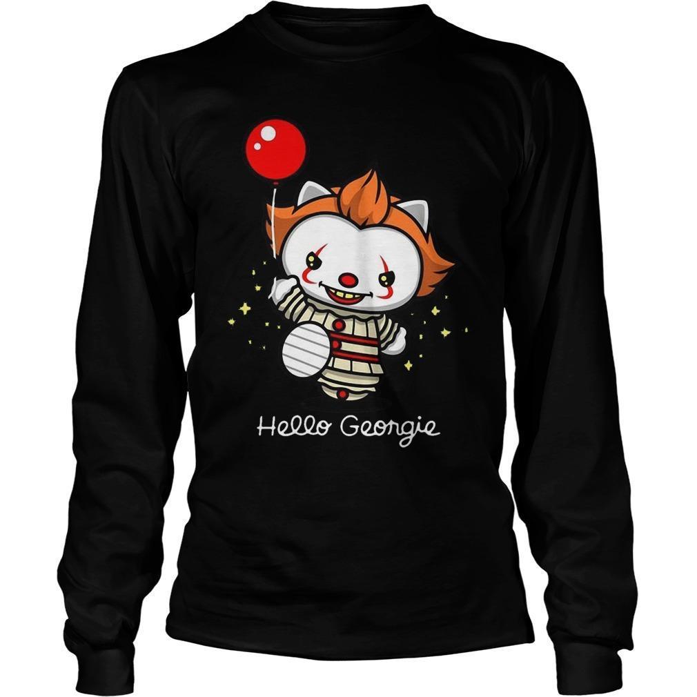 Pennywise Hello Georgie Longsleeve