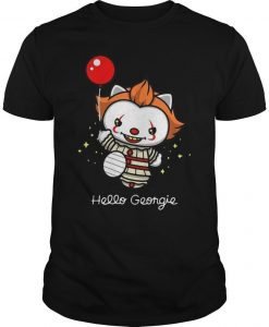 Pennywise Hello Georgie Shirt