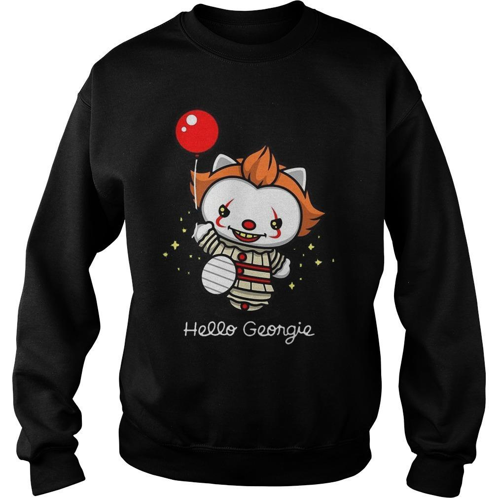 Pennywise Hello Georgie Sweater