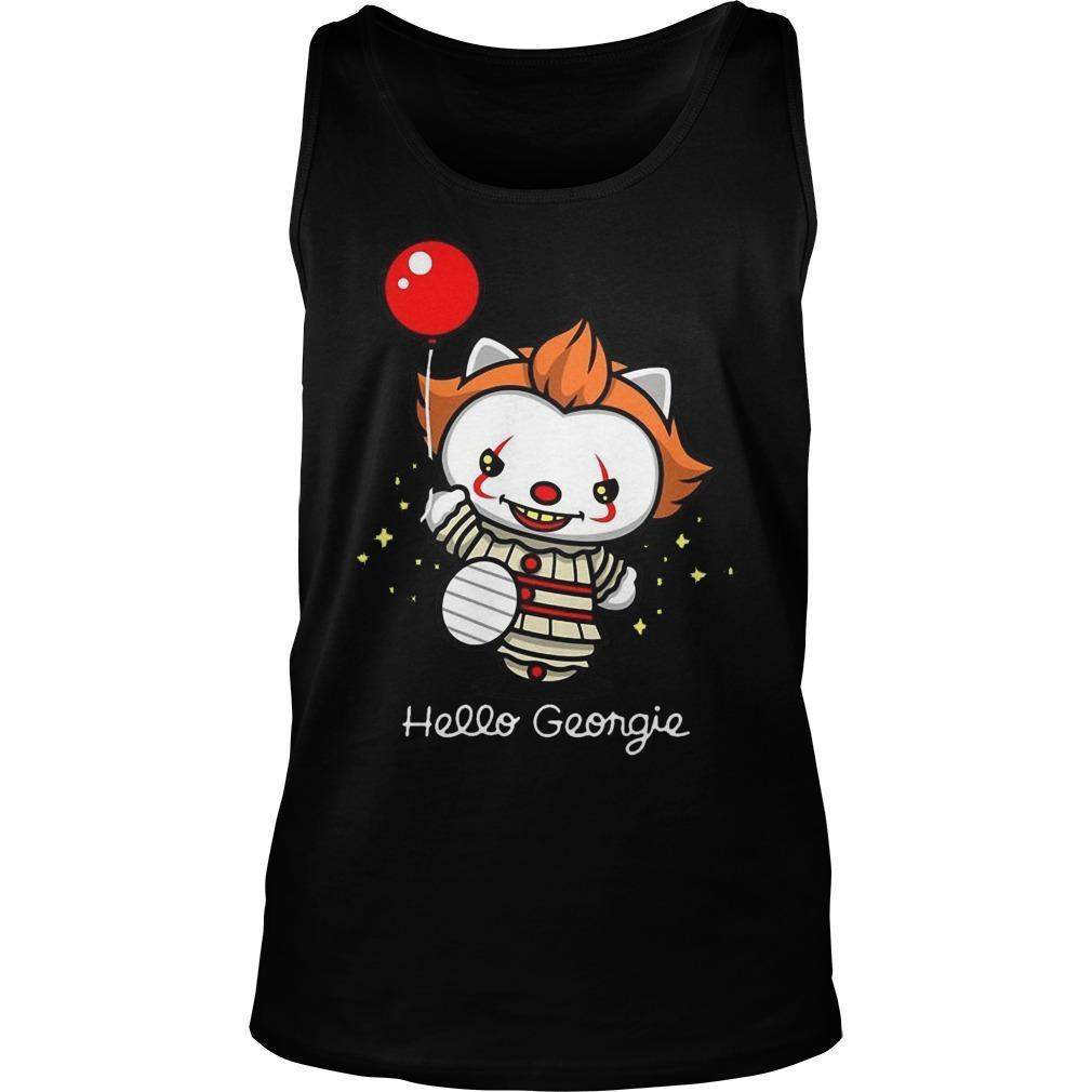 Pennywise Hello Georgie Tank Top