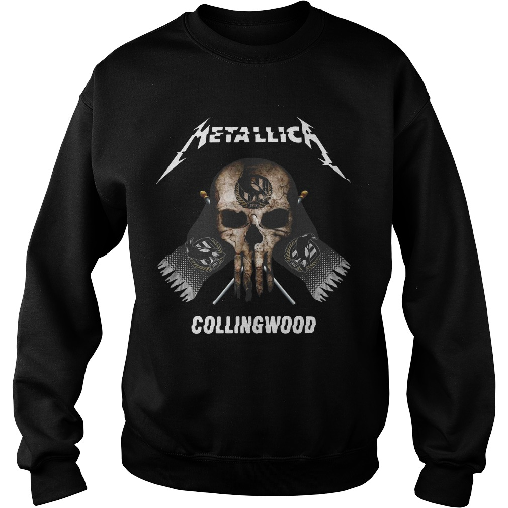 Punisher Metallica Collingwood Sweater
