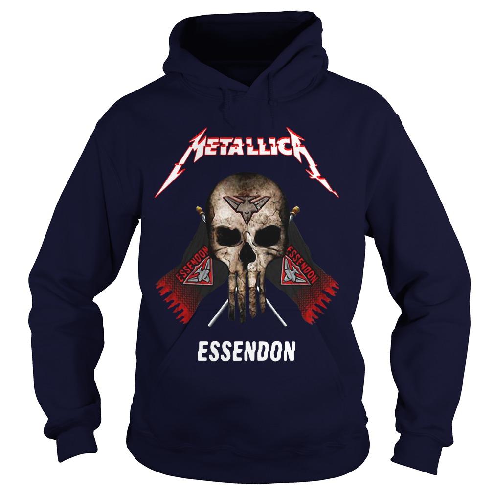 Punisher Metallica Essendon Hoodie