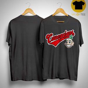 Redskins Caucasians Shirt