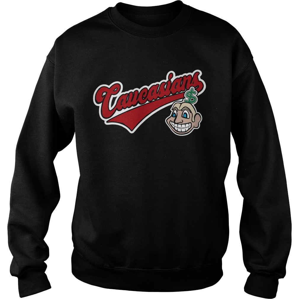Redskins Caucasians Sweater