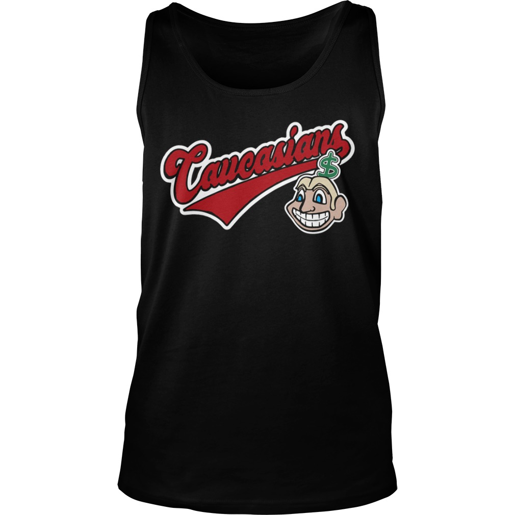 Redskins Caucasians Tank Top