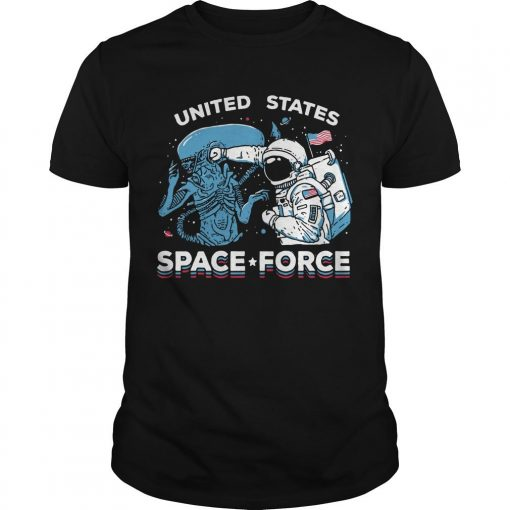 Ripple Seventh Anniversary United States Space Force Shirt