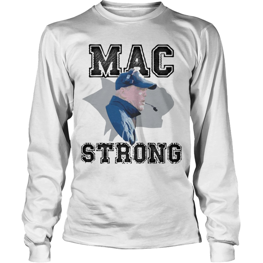 Sean Mcdonnell Mac Strong Longsleeve