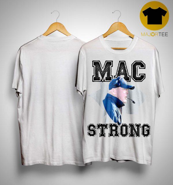Sean Mcdonnell Mac Strong Shirt