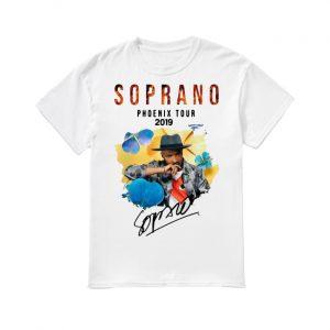 Soprano Phoenix Tour 2019