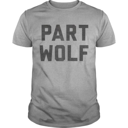 Stay Foxx Part Wolf