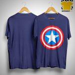 Straight Pride Parade Captain America Shirt