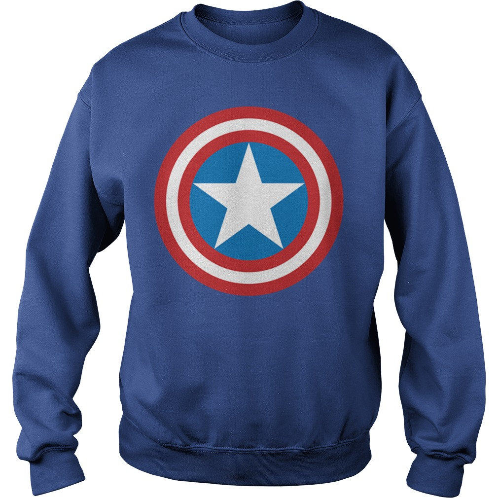Straight Pride Parade Captain America Sweater