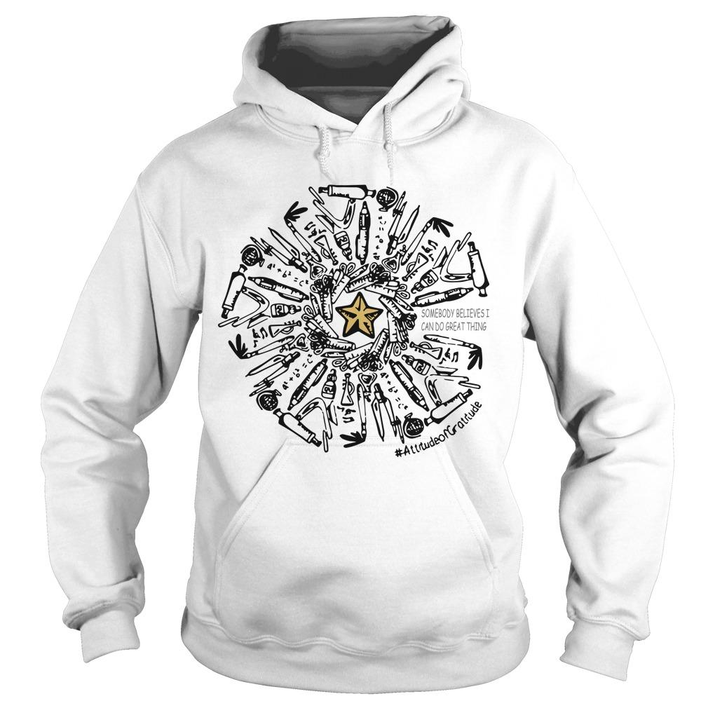 Support Students In Need Hoodie