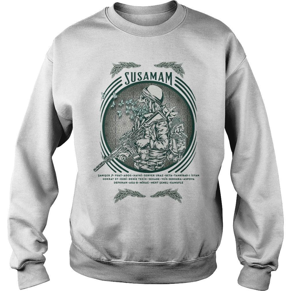 Susamam T Sweater