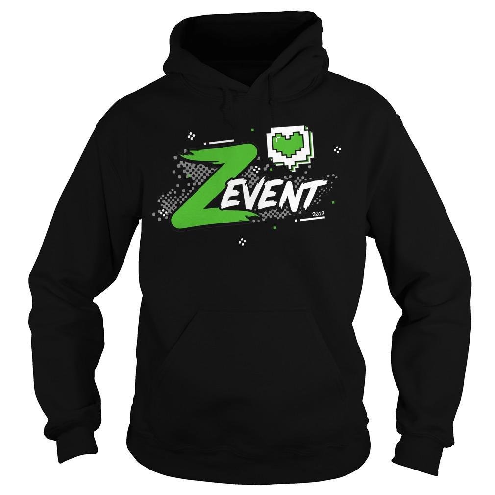 T ZEvent 2019 Hoodie